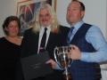 D O'Malley Iris Trophy