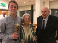 Harvey O'Malley - Carl Aldridge Trophy