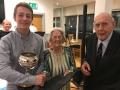 Harvey O'Malley - Mickey Wonnal Trophy