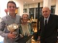 Harvey O'Malley - Norman Lorraine Trophy
