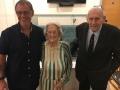 John McMaster, Pat and Alan Dingle